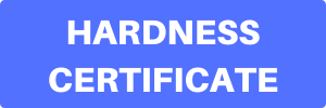 icon certificate of hardness for TTP HARD drills